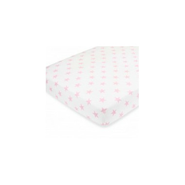 aden + anais Cozy Flannel Muslin Crib Sheet
