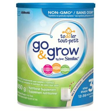 Similac Go & Grow Step 3 Toddler Nutritional Supplment Milk Flavour