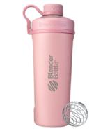 Blender Bottle Radian Bouteille de shaker isolée rose