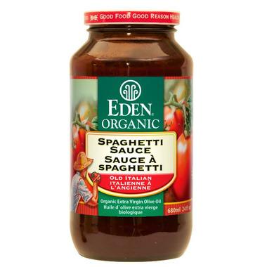Eden Organic Old Italian Spaghetti Sauce