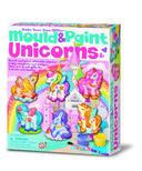 4M Unicorns-Mould & Paint