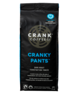 Crank Coffee Cranky Pants Whole Bean Dark Roast