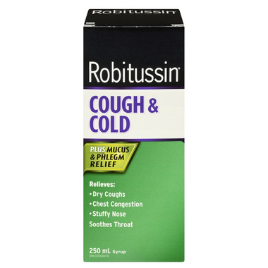Robitussin Cough & Cold
