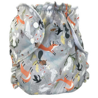 AppleCheeks Diaper Cover Like a Fox