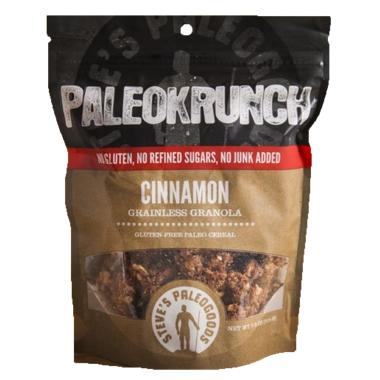 Steve\'s PaleoGoods Cinnamon PaleoKrunch Cereal