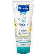 Mustela Stelatopia Fragrance Free Cleansing Gel