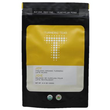 Turmeric Teas Joy Organic Turmeric Latte Blend