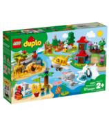 LEGO Duplo World Animals Playset