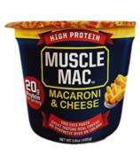 Muscle Mac Macaroni & Cheese Microwave Cup Cheddar