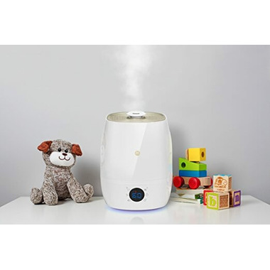 Motorola Smart Warm & Cool Humidifier with Nightlight