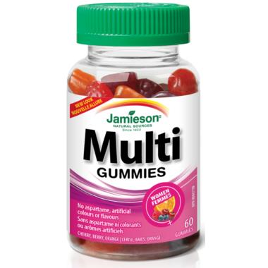 Jamieson Multi Gummies for Women