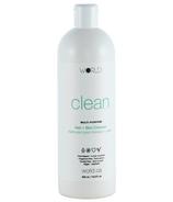 WORLD Clean Hair & Skin Cleanser