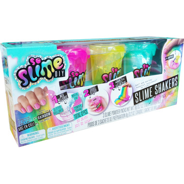 Canal Toys So Slime DIY Slime Shakes