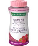 Nature's Bounty Women's Multivitamin Gummies Value Size