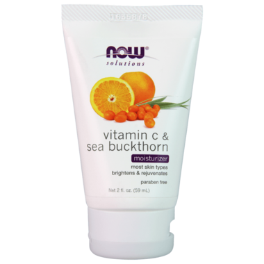 NOW Solutions Vitamin C & Sea Buckthorn Moisturizer