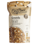 Oatbox Iced Coffee Granola