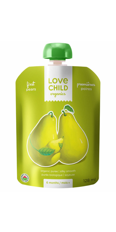 Buy Love Child Organics First Tastes Baby Food Pouch At Well Ca Free