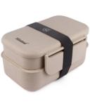 Minimal Natural Fiber Bento Box-Dual
