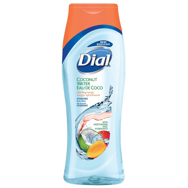 Dial Coconut Water & Mango Body Wash