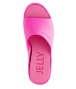 Lemon Jelly Sunny EVA Sandals Fuschia