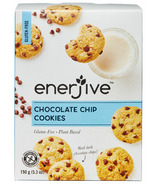 Enerjive Chocolate Chip Cookies