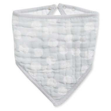 aden + anais Bandana Bib Dream Ride Moon Dot
