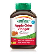 Jamieson Apple Cider Vinegar 1000 mg + Chromium
