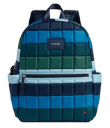 STATE Kane Kids Backpack Blue Puffer