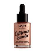 NYX Cosmetics California Beamin' Face & Body Liquid Highlighter