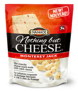 Ivanhoe Nothing but Cheese Pouches Monterey Jack