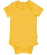 Kyte BABY Short Sleeve Bodysuit Pineapple