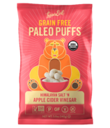 LesserEvil Paleo Puffs Himalayan Salt 'n Apple Cider Vinegar