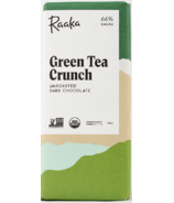 Raaka Chocolate Green Tea Crunch