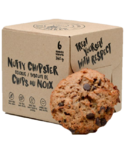 Bald Baker Nutty Chipster Chocolate Chip Walnut Cookies