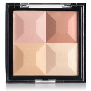 Marcelle Pressed Powder Quad in Medium