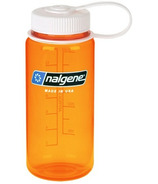 Nalgene 16 Ounce Wide Mouth Water Bottle