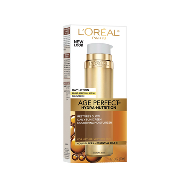 L\'Oreal Paris Age Perfect Hydra Nutrition SPF 30 Lotion