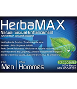 HerbaMAX pour hommes Extra Fort