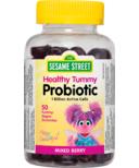 Sesame Street by Webber Naturals Probiotic Gummy