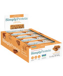 Simply Protein Bar Maple Pecan Case