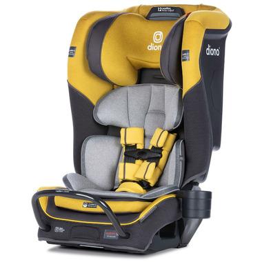 Diono Radian 3QX Convertible Car Seat Yellow Sulphur