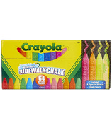 Crayola 64ct Ultimate Chalk Collection