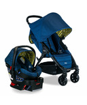 Britax Pathway & B-Safe 35 Travel System Connect