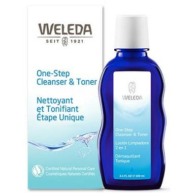 Weleda One-Step Cleanser and Toner