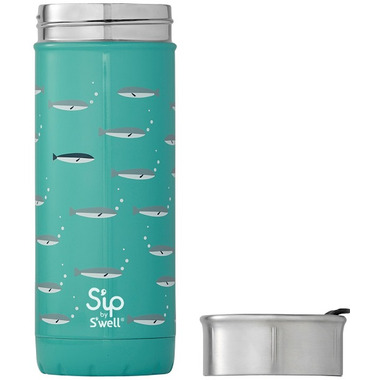 S\'ip School of Fish Travel Mug