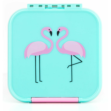 Little Lunch Box Co. Bento 2 Flamingo