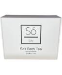 So Luxury Sitz Bath Tea