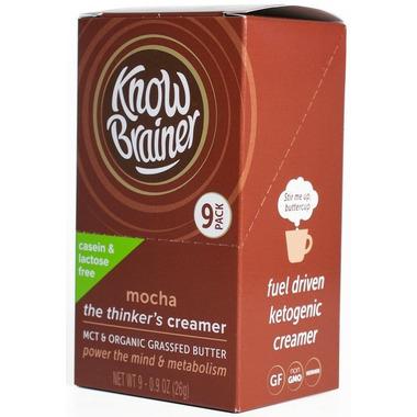 Know Brainer Casein & Lactose free Creamer Mocha