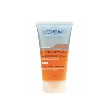 L\'Oreal Men Hydra-Energetic Engergizing Gel Cleanser