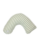 Posh & Plush x L'ovedbaby Nursing Pillow Seafoam Stripe